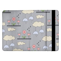 Garden In The Sky Samsung Galaxy Tab Pro 12 2  Flip Case