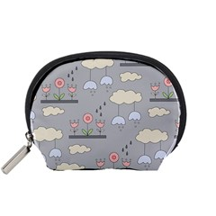 Garden in the Sky Accessory Pouch (Small)