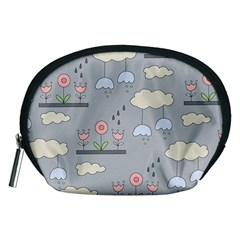 Garden in the Sky Accessory Pouch (Medium)