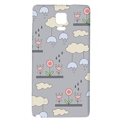 Garden in the Sky Samsung Note 4 Hardshell Back Case