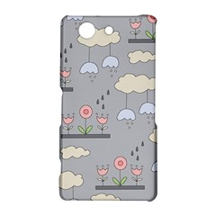 Garden in the Sky Sony Xperia Z3 Compact Hardshell Case