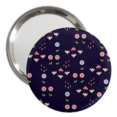 Summer Garden 3  Handbag Mirror