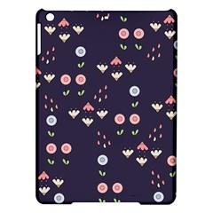 Summer Garden Apple iPad Air Hardshell Case