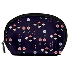 Summer Garden Accessory Pouch (large)
