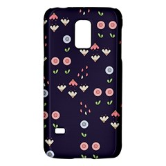 Summer Garden Samsung Galaxy S5 Mini Hardshell Case