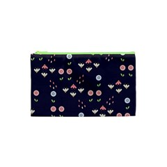 Summer Garden Cosmetic Bag (XS)