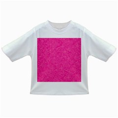 Abstract Stars In Hot Pink Baby T-shirt