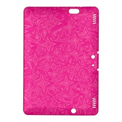 Abstract Stars In Hot Pink Kindle Fire HDX 8.9  Hardshell Case