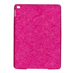 Abstract Stars In Hot Pink Apple Ipad Air 2 Hardshell Case