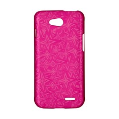 Abstract Stars In Hot Pink LG L90 D410 Hardshell Case