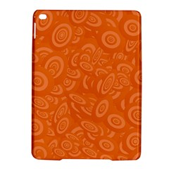 Orange Abstract 45s Apple iPad Air 2 Hardshell Case