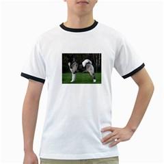 Akita Full Men s Ringer T-shirt