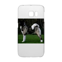 Akita Full Samsung Galaxy S6 Edge Hardshell Case