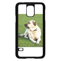 Anatolian Shepherd Laying Samsung Galaxy S5 Case (Black)