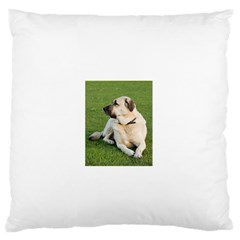 Anatolian Shepherd Laying Standard Flano Cushion Case (Two Sides)