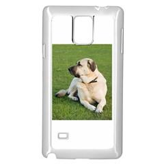 Anatolian Shepherd Laying Samsung Galaxy Note 4 Case (White)