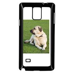 Anatolian Shepherd Laying Samsung Galaxy Note 4 Case (Black)