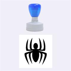 Spider Symbol Rubber Stamp