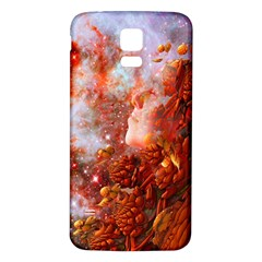 Star Dream Samsung Galaxy S5 Back Case (White)