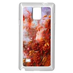 Star Dream Samsung Galaxy Note 4 Case (White)