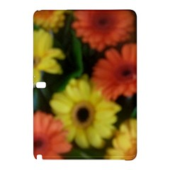 Orange Yellow Daisy Flowers Gerbera Samsung Galaxy Tab Pro 12.2 Hardshell Case