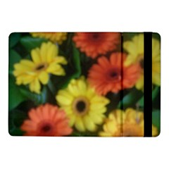 Orange Yellow Daisy Flowers Gerbera Samsung Galaxy Tab Pro 10.1  Flip Case