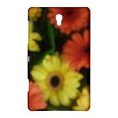 Orange Yellow Daisy Flowers Gerbera Samsung Galaxy Tab S (8.4 ) Hardshell Case