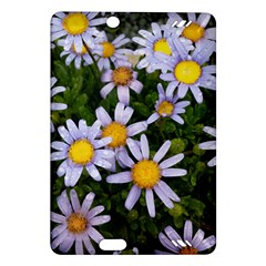 Yellow White Daisy Flowers Kindle Fire Hd (2013) Hardshell Case