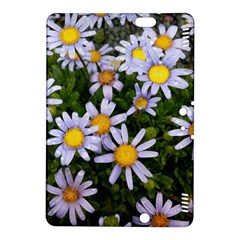 Yellow White Daisy Flowers Kindle Fire HDX 8.9  Hardshell Case