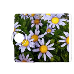Yellow White Daisy Flowers Kindle Fire HDX 8.9  Flip 360 Case