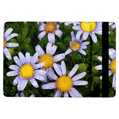 Yellow White Daisy Flowers Apple Ipad Air Flip Case