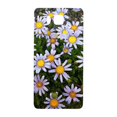 Yellow White Daisy Flowers Samsung Galaxy Alpha Hardshell Back Case