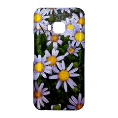 Yellow White Daisy Flowers HTC One M9 Hardshell Case