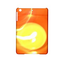 Orange Yellow Flame 5000 Apple Ipad Mini 2 Hardshell Case