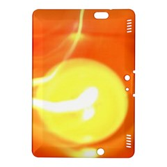 Orange Yellow Flame 5000 Kindle Fire HDX 8.9  Hardshell Case