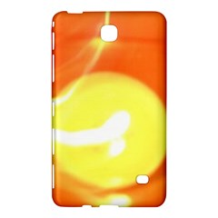 Orange Yellow Flame 5000 Samsung Galaxy Tab 4 (8 ) Hardshell Case