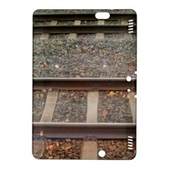 Railway Track Train Kindle Fire Hdx 8 9  Hardshell Case