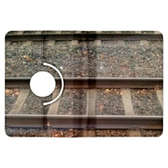 Railway Track Train Kindle Fire HDX Flip 360 Case
