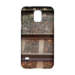 Railway Track Train Samsung Galaxy S5 Hardshell Case