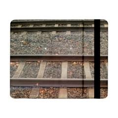 Railway Track Train Samsung Galaxy Tab Pro 8.4  Flip Case