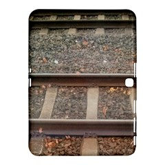 Railway Track Train Samsung Galaxy Tab 4 (10.1 ) Hardshell Case
