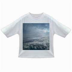 Sky Plane View Baby T-shirt
