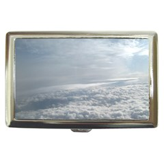 Sky Plane View Cigarette Money Case