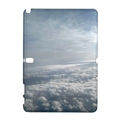 Sky Plane View Samsung Galaxy Note 10.1 (P600) Hardshell Case