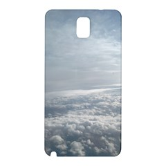 Sky Plane View Samsung Galaxy Note 3 N9005 Hardshell Back Case