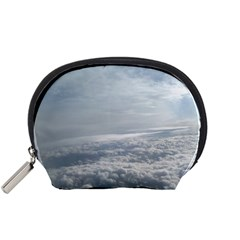 Sky Plane View Accessory Pouch (Small)