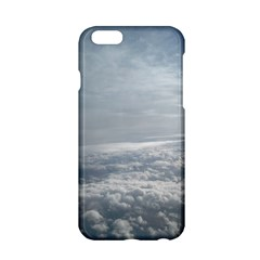 Sky Plane View Apple iPhone 6 Hardshell Case