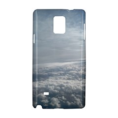 Sky Plane View Samsung Galaxy Note 4 Hardshell Case