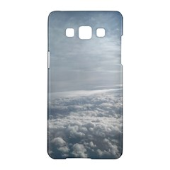 Sky Plane View Samsung Galaxy A5 Hardshell Case