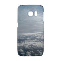 Sky Plane View Samsung Galaxy S6 Edge Hardshell Case